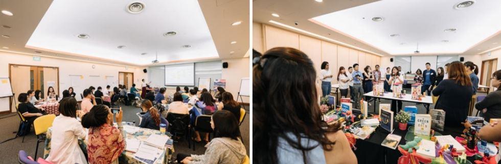 """Company of Good Fellowship""课程办了三届,学员可从中学习如何加强行善的组织能力。"