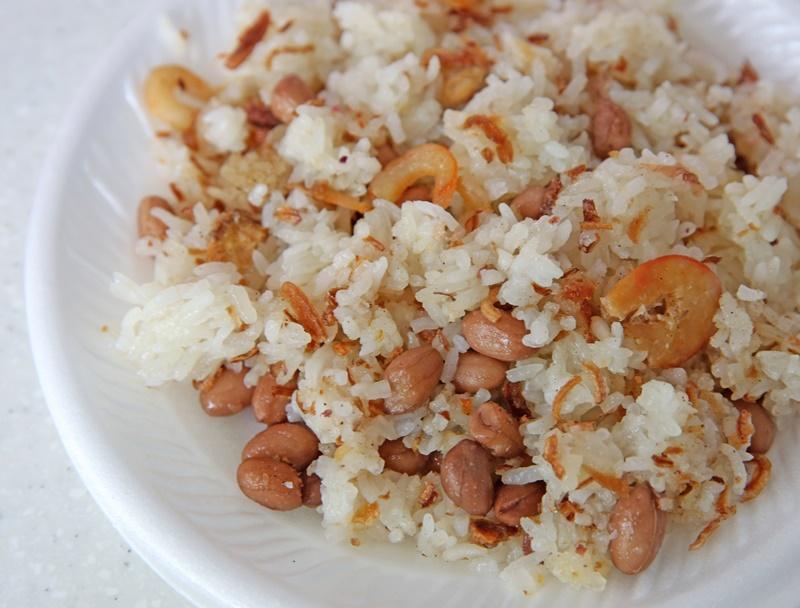 糯米饭也是一绝。