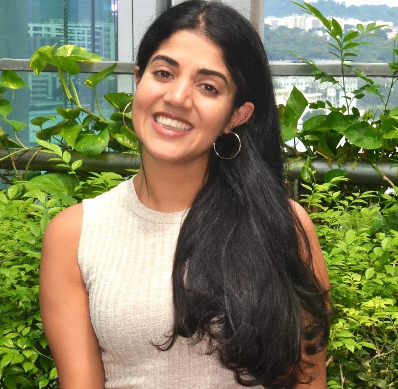 桑雅(Sandhya Aswani)