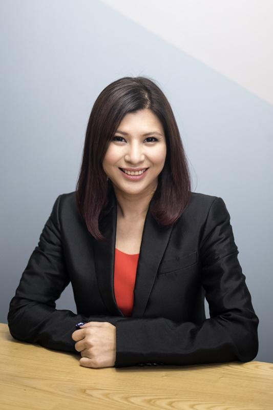 青建地产(南洋)集团有限 公司副总经理张郦缘。