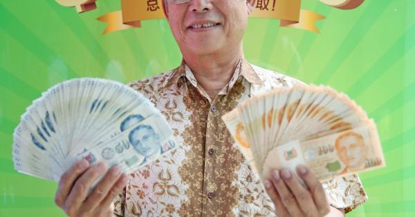 7000元大奖得主郭先生。
